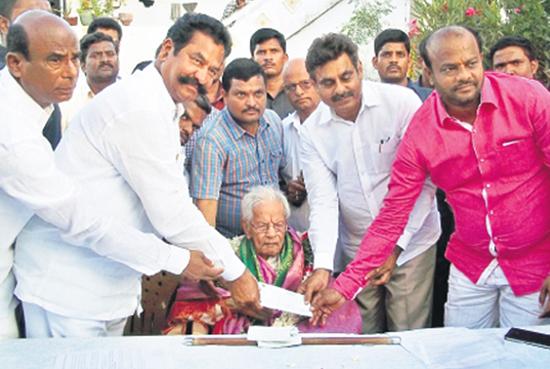 MP Vishveshwar Reddy