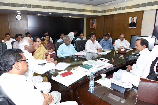 KCR review meet on Residential schools