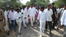 KTR participated in Gramajyothi programme in Ramannapet of siricilla constituency (5)