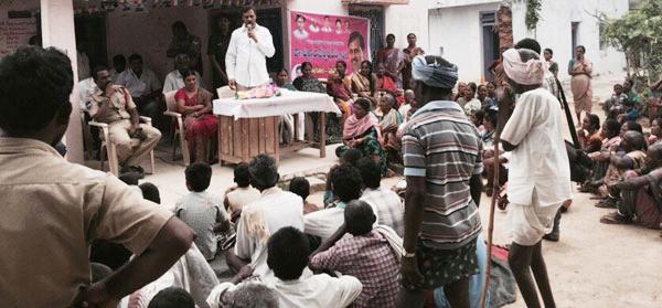 Palla Rajeshwar reddy adopted three villages