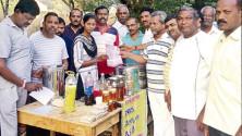 Naradasu Laxman Rao election campaign