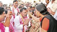 Pasunuri Dayakar election campaign in Hanamkonda01
