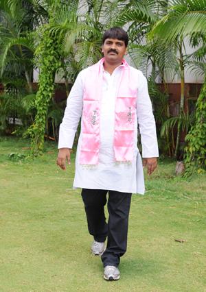 Hyderabad Mayor Bonthu Rammohan