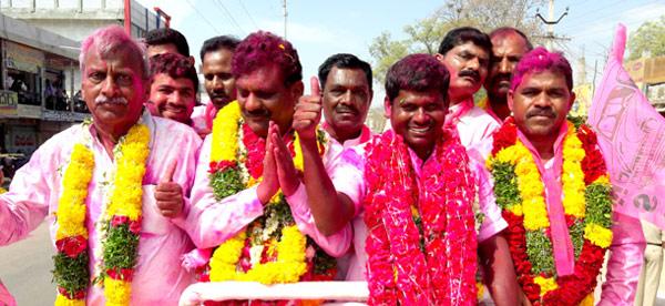 TRS-Won-Warangal,-Khammam,-Achampet-Elections-01